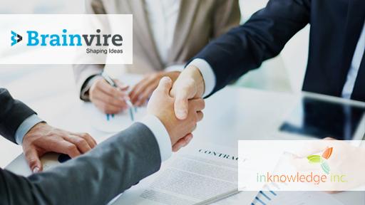 Brainvire Acquires Inknowledge Inc.